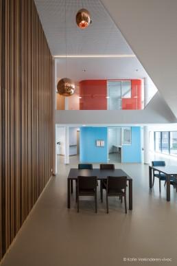 fotoshoot interieur woonzorgcentrum te Bornem voor Studio Klein Brabant