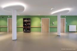 woonzorgcentrum te Bornem voor Studio Klein Brabant