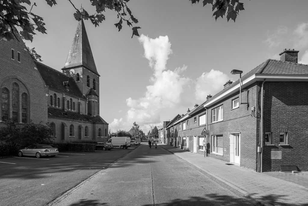 Sociale woningen van Woonveer Klein Brabant_Foto's Vivec.be