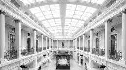 ING bankkantoor Antwerpen_ Photo by Vivec.be